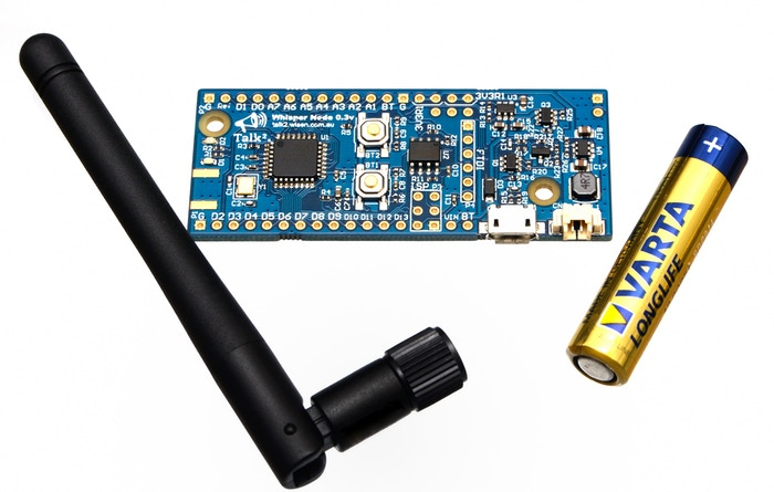 Finally an ultra-low power Arduino board with build-in RF and able to run your AVR projects for years on a single AA battery! This is now a product, more details on the link below: