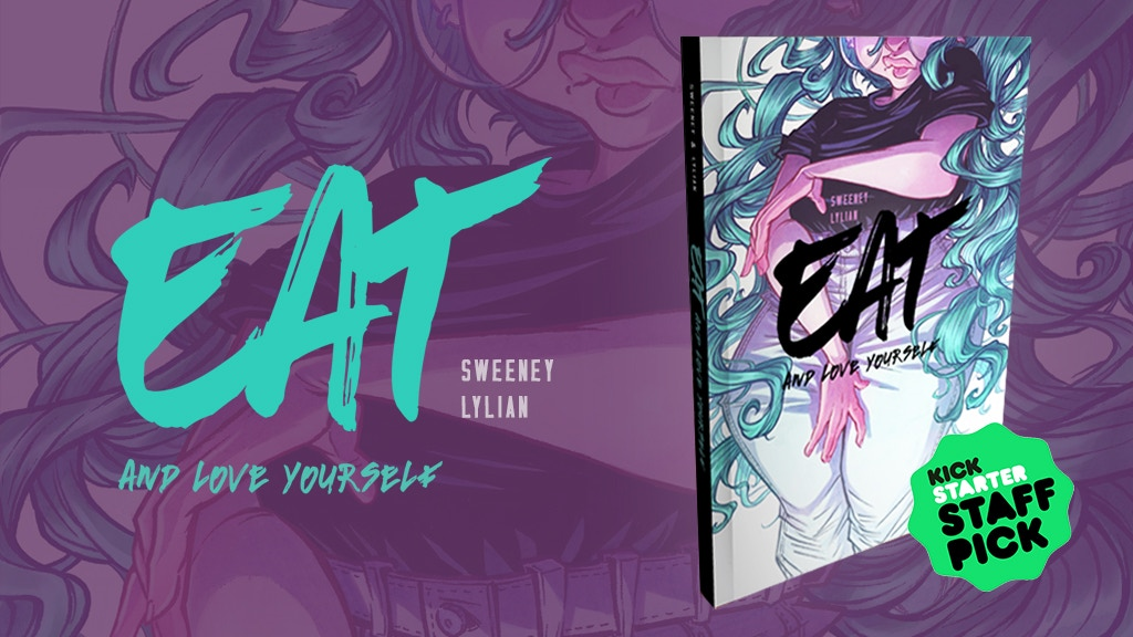 Eat, and Love yourself - Graphic Novel project video thumbnail