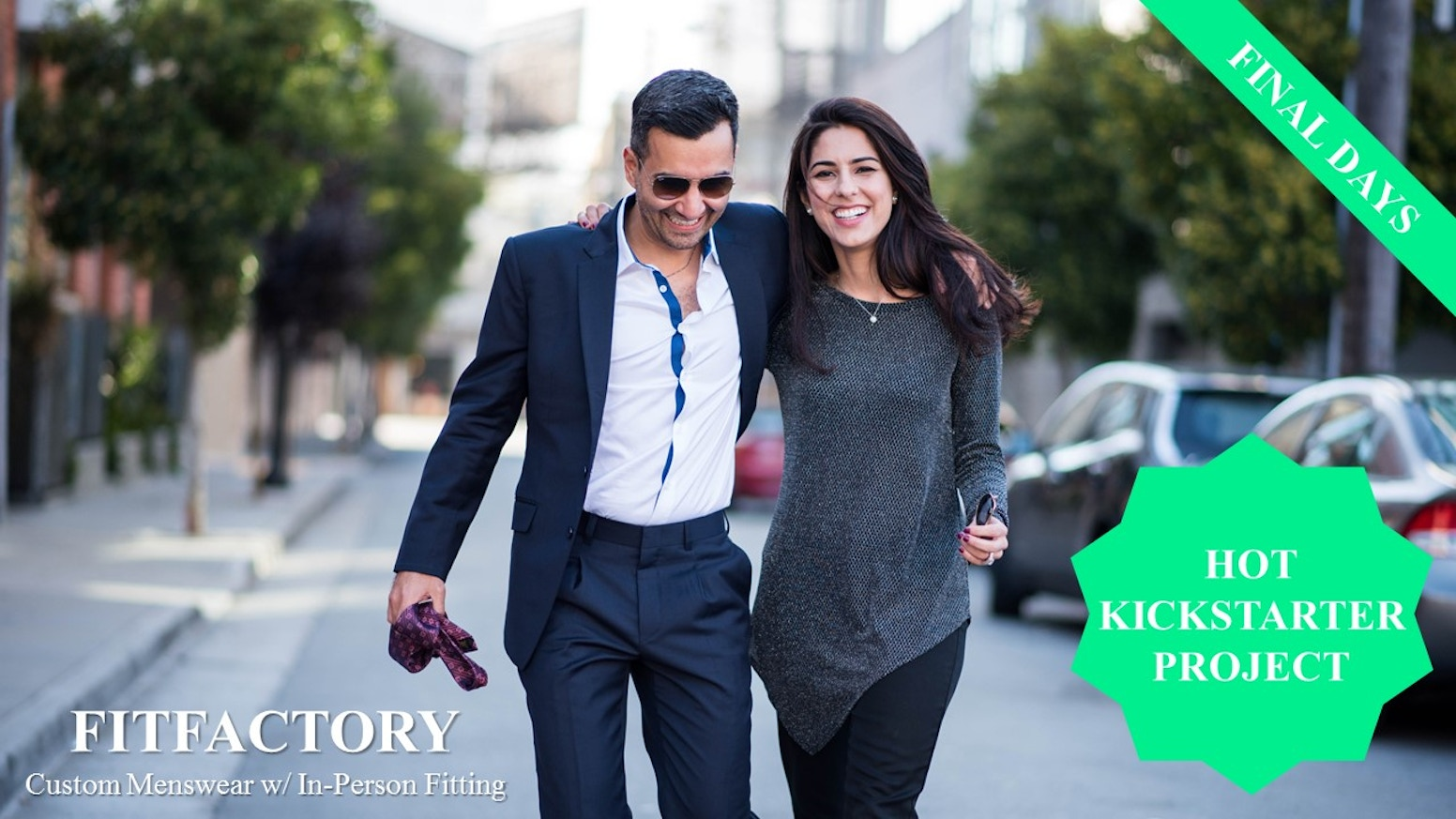 FitFactory: High quality fitted SUITS & SHIRTS at a great price at your convenience with access to in person fitting via local tailors.