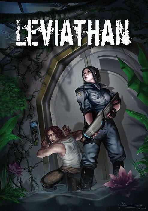 Leviathan från MylingSpel (SWE)