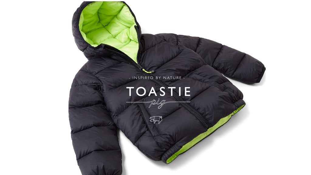 THE TOASTIE PUFFER: Premium Down Jackets for Children project video thumbnail
