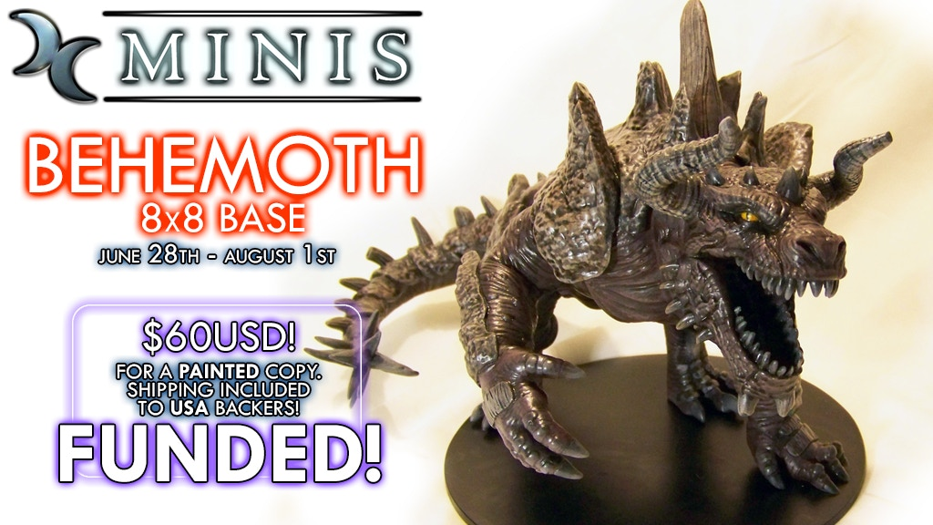 Dungeon Crawler™ The BEHEMOTH Extended! project video thumbnail