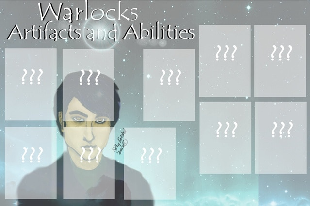 I will unlock 1 ability for every 300 facebook followers I get and 1 artifact for every 3000 twitter followers I get