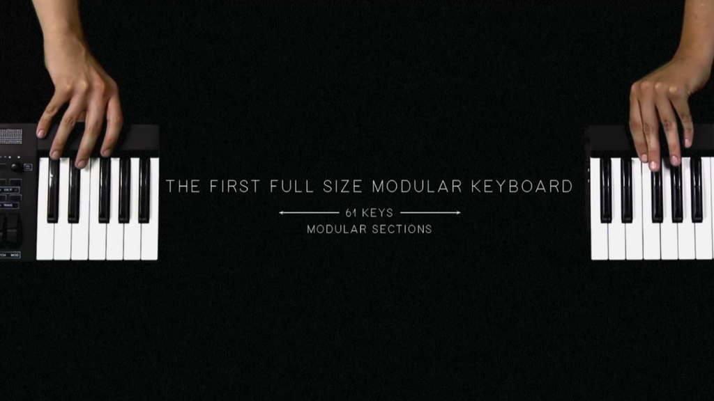 KOMBOS: Modular Keyboard project video thumbnail