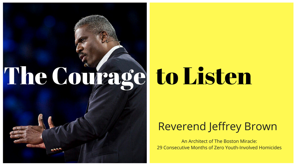 The Courage to Listen project video thumbnail