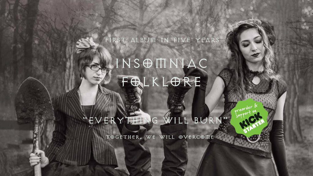 Insomniac Folklore's Apocalyptic, New, Everything Will Burn! project video thumbnail