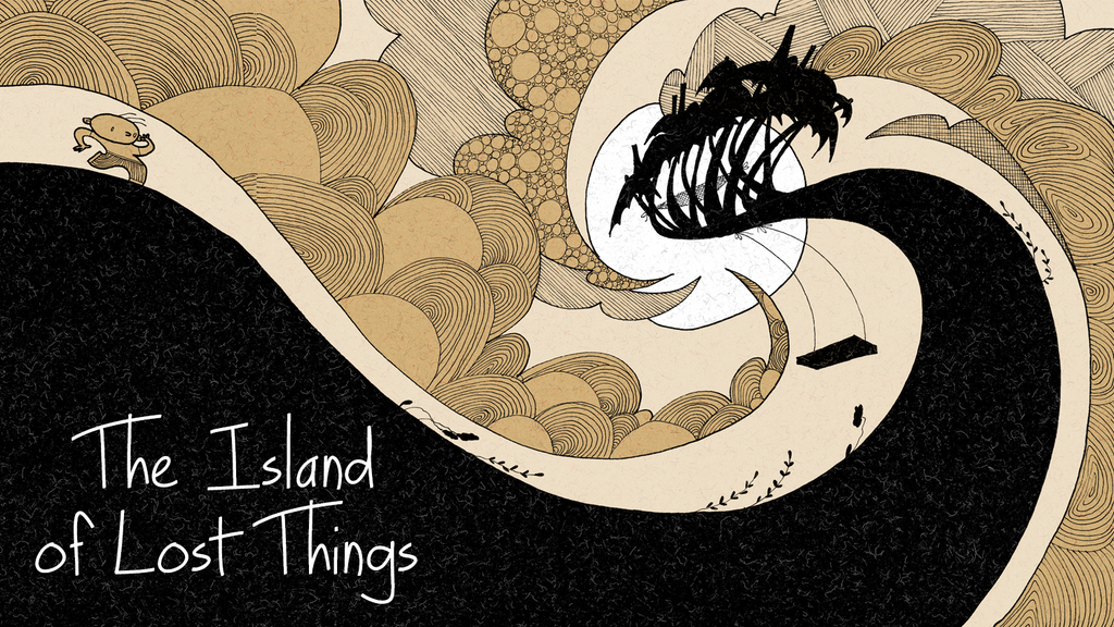 The Island of Lost Things project video thumbnail