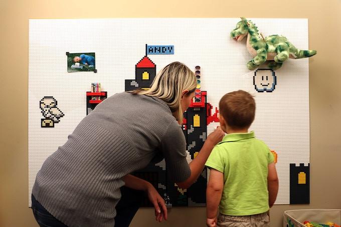Make Your Walls Interactive