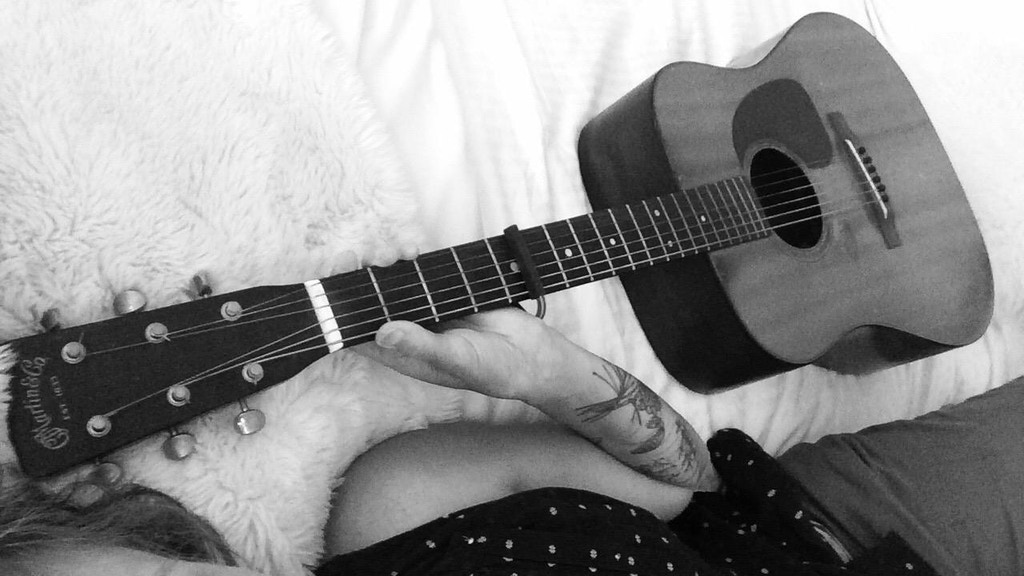 Jennie Lowe Stearns - overdue new album project video thumbnail