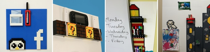 Use Brik Tile To Organize Your Home Or Office With Style!
