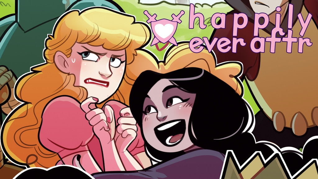 Happily Ever Aftr #1 project video thumbnail