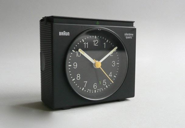 Braun AB 22 alarm clock (1982)