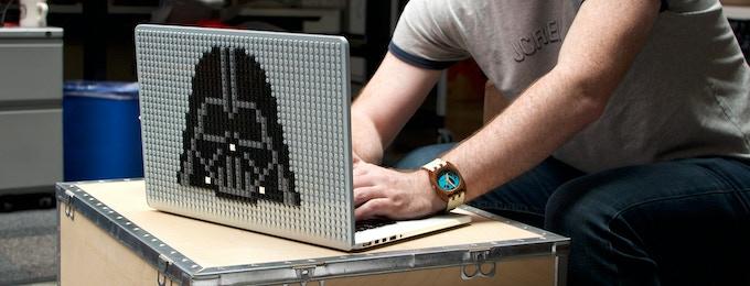 Brik Book MacBook Case