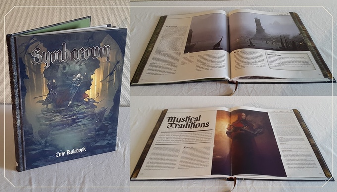The Core Rulebook of Symbaroum