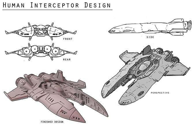 Amarok Interceptor: Concept to design.