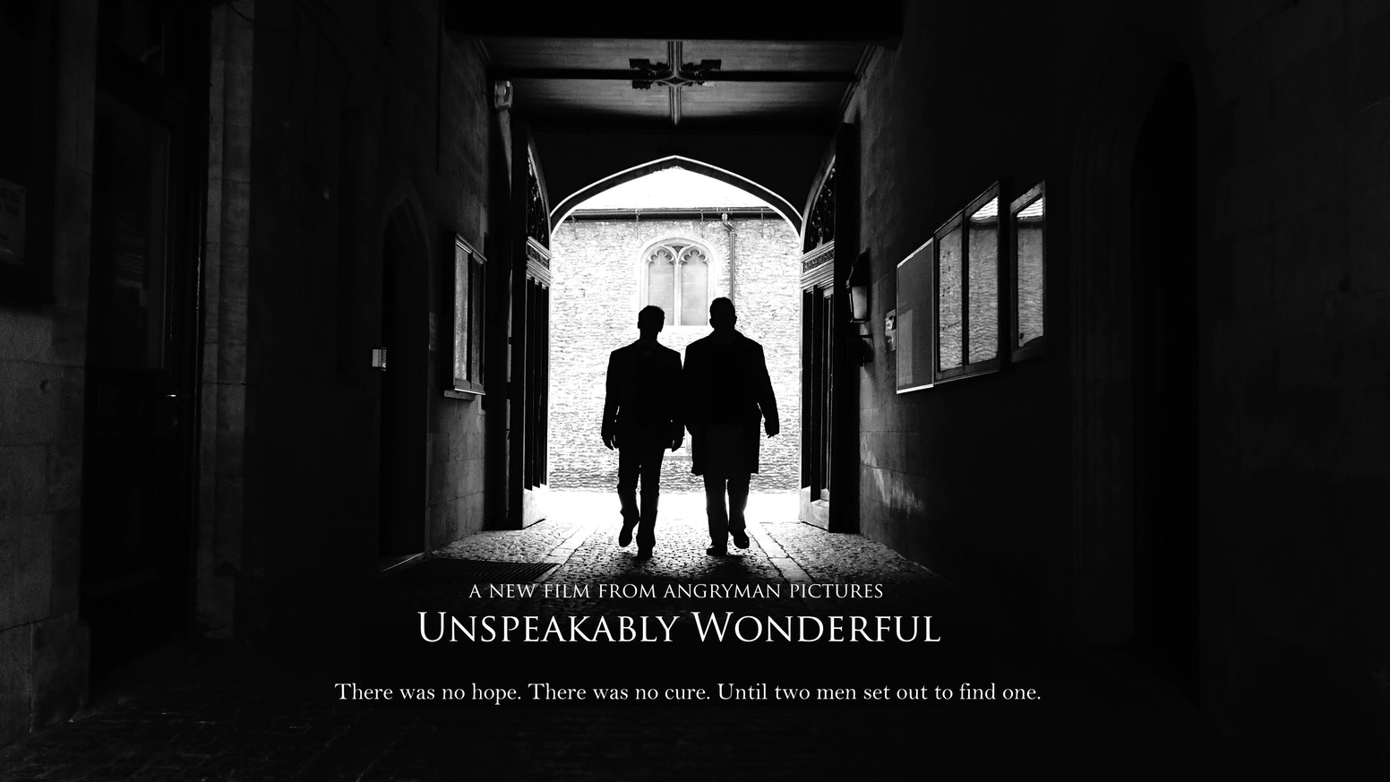 Unspeakably Wonderful: a film about two men who hated each other but made one of the greatest medical discoveries of our age: insulin.