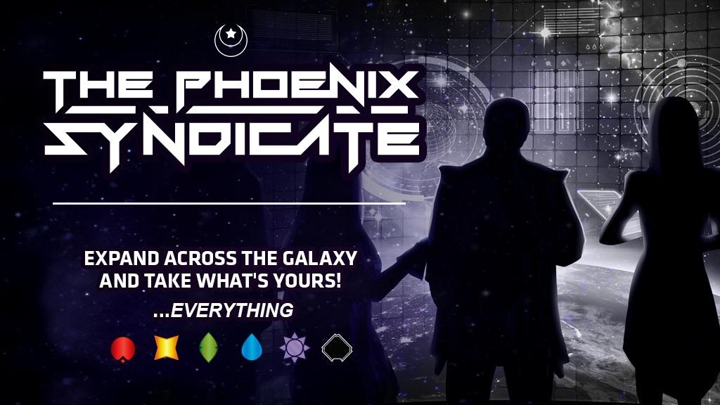 Phoenix Syndicate project video thumbnail