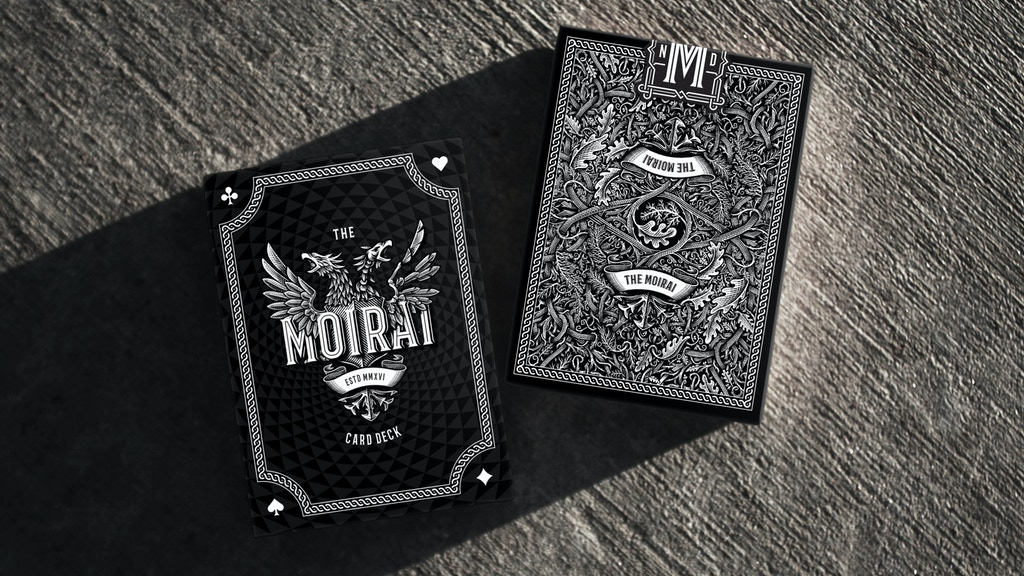 Moirai Playing Cards project video thumbnail