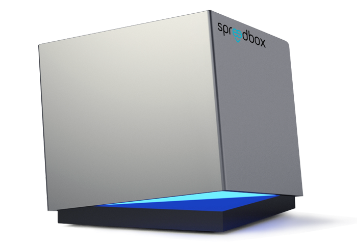 Spreedbox is your private video conferencing and file sharing server that puts the control of your data into your own hands.