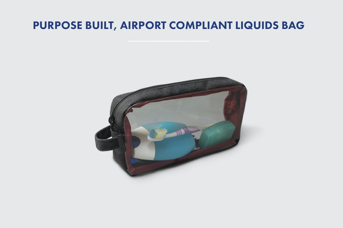 d26a03f566fd The Arcido Bag: Smarter Carry-on Travel by Arcido — Kickstarter
