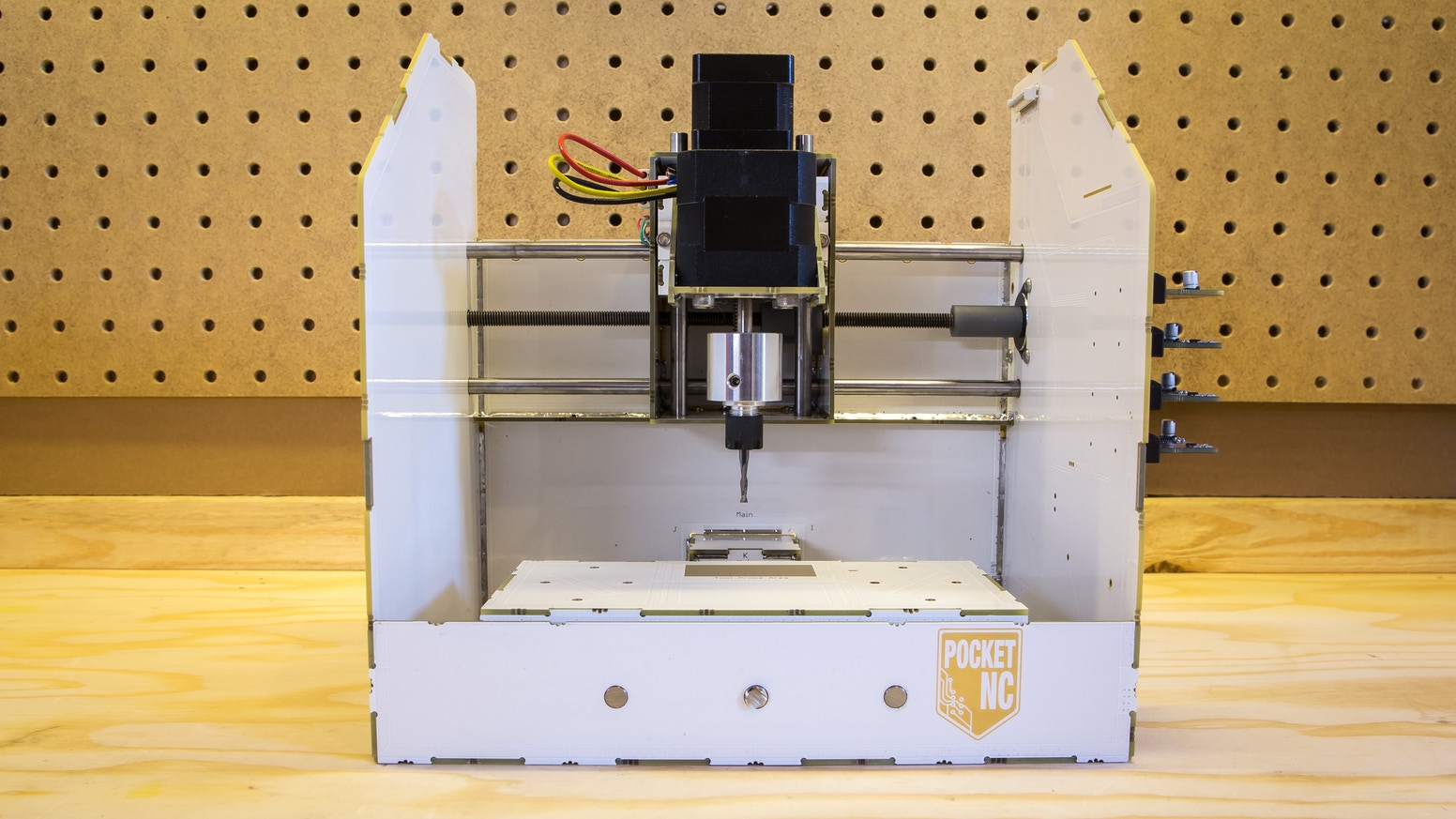 The FR4 is a 3 axis shield, cape, or hat for milling, laser engraving, and more assembled from a kit.