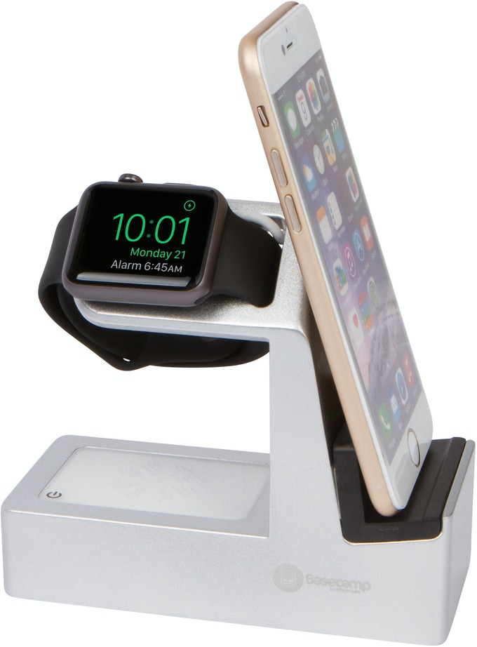 Watch can charge in nightstand mode