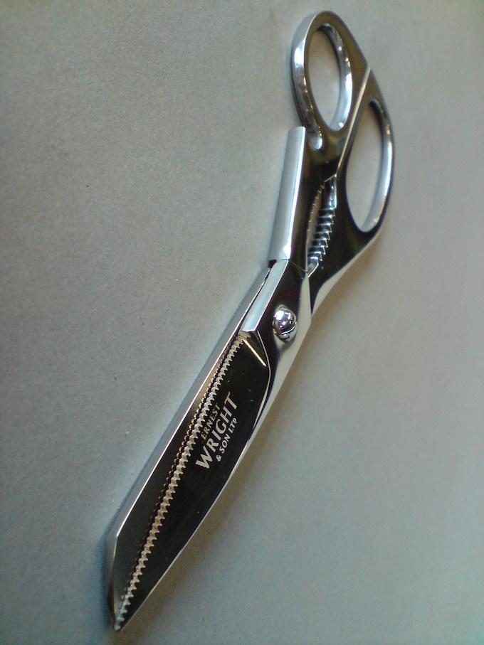 Kutrite -pattern Kitchen Scissors