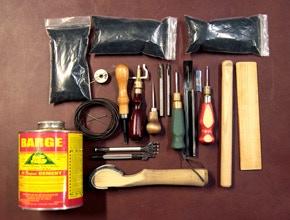 Basic Shoemaking Tool Kit