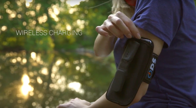 Interchangeable Wireless Charging