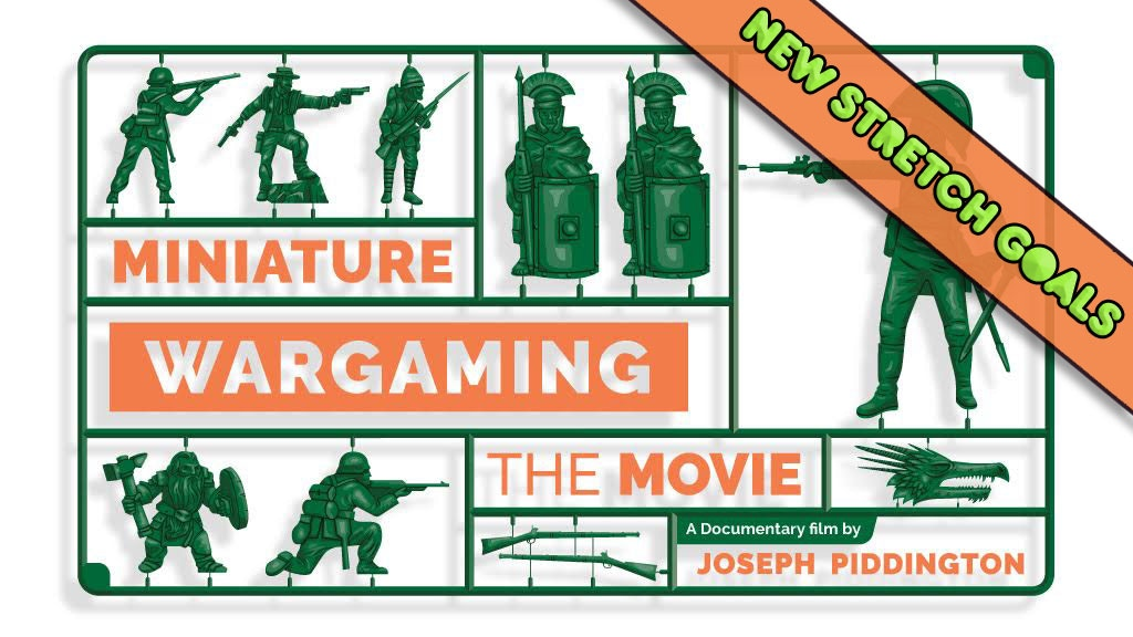 Miniature Wargaming: The Movie project video thumbnail