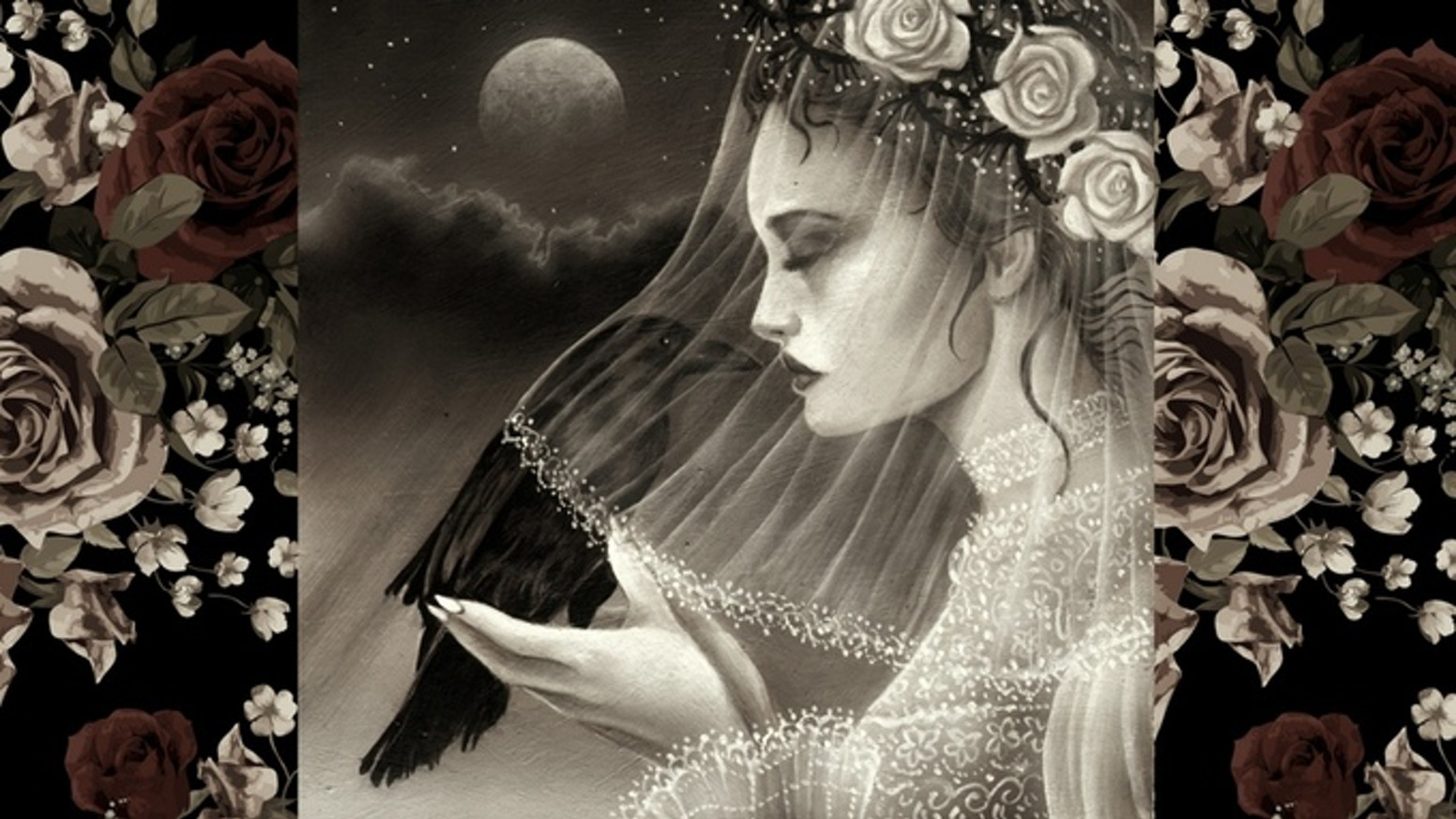 FAERIE ENCHANTMENTS by Ian Daniels » Gilt rose-gold gilding
