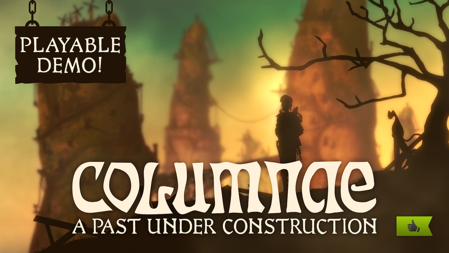 A story-driven nonlinear point and click adventure set in a post-apocalyptic steampunk world.