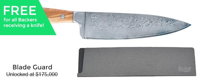 bulat your go to kitchen knife by bulat kickstarter. Black Bedroom Furniture Sets. Home Design Ideas