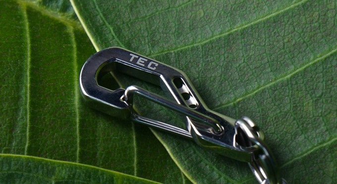 TEC Python Clip: Included with all gift sets