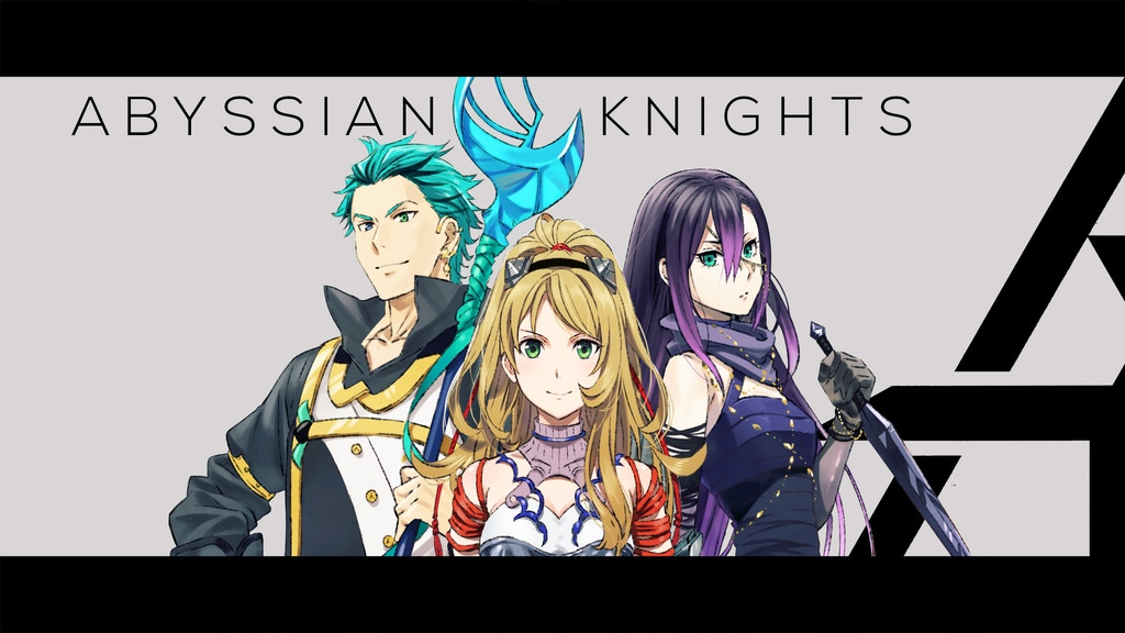 Abyssian Knights : Anime Web Series project video thumbnail