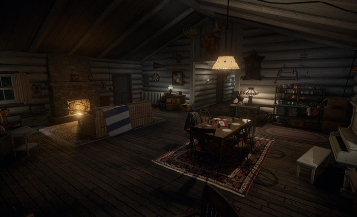 Then get ready for another Cabin update on July 15th!