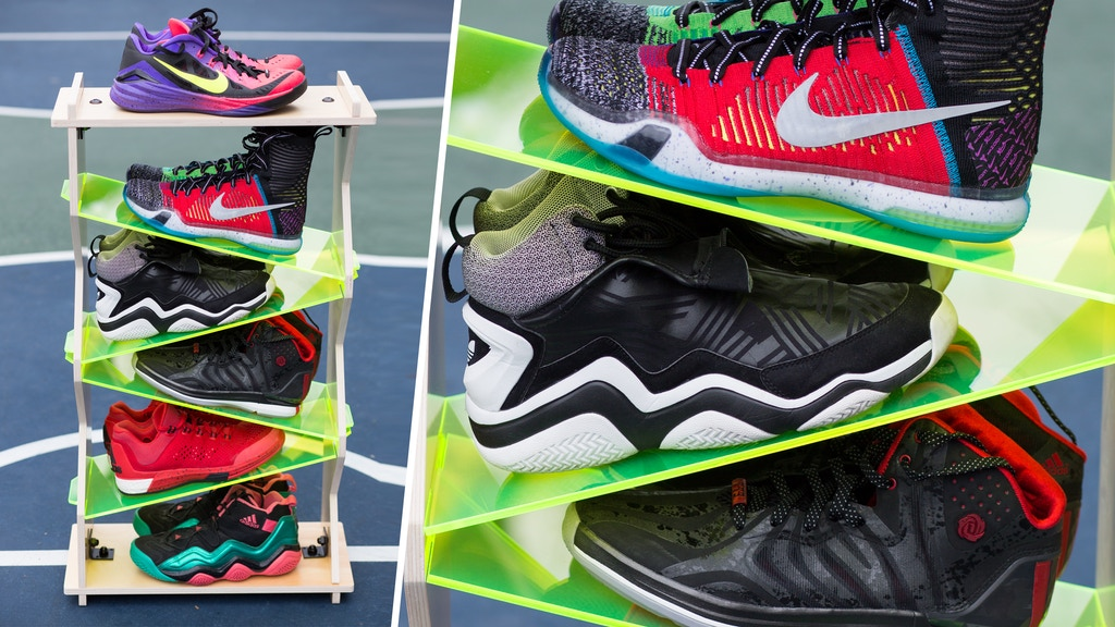 SOLE STACKS - Display and Store Your Shoes with Love project video thumbnail