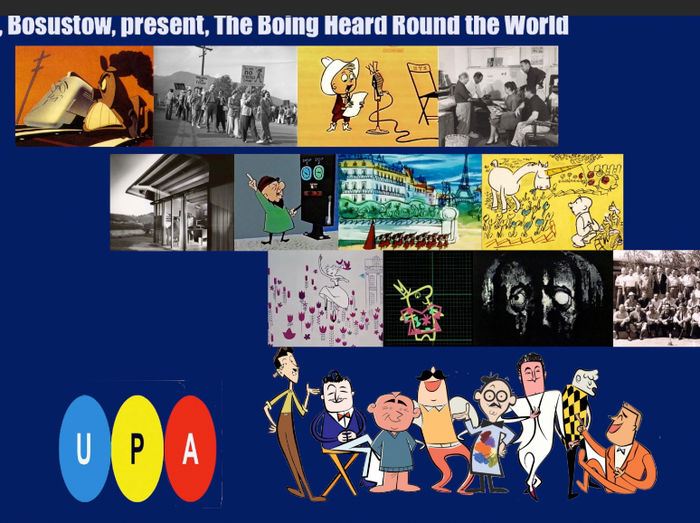 The Boing Heard 'Round the World by tee bosustow — Kickstarter