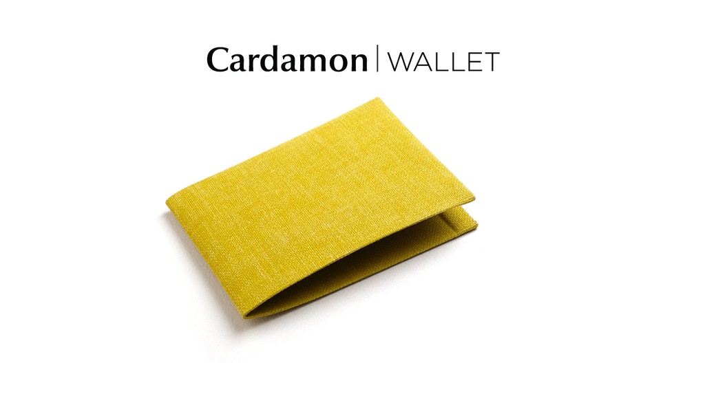 Cardamon | WALLET project video thumbnail