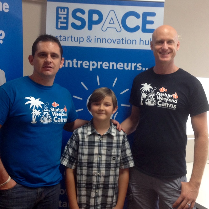 10 year old Elliot jumps into the entrepreneurial world