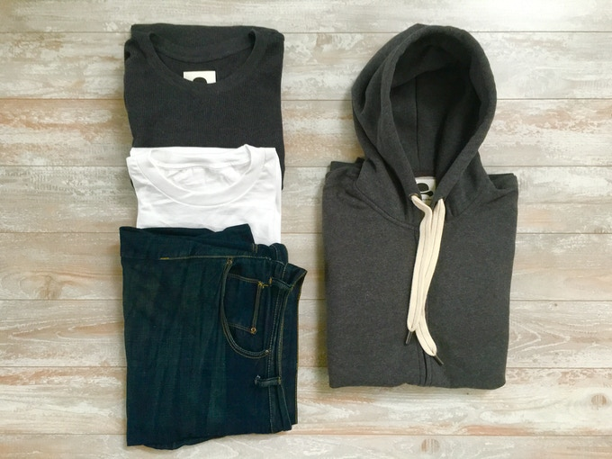 Sample Casual Look Produced by The Winston Box