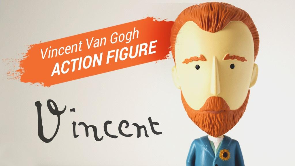 Vincent Van Gogh Action Figure project video thumbnail