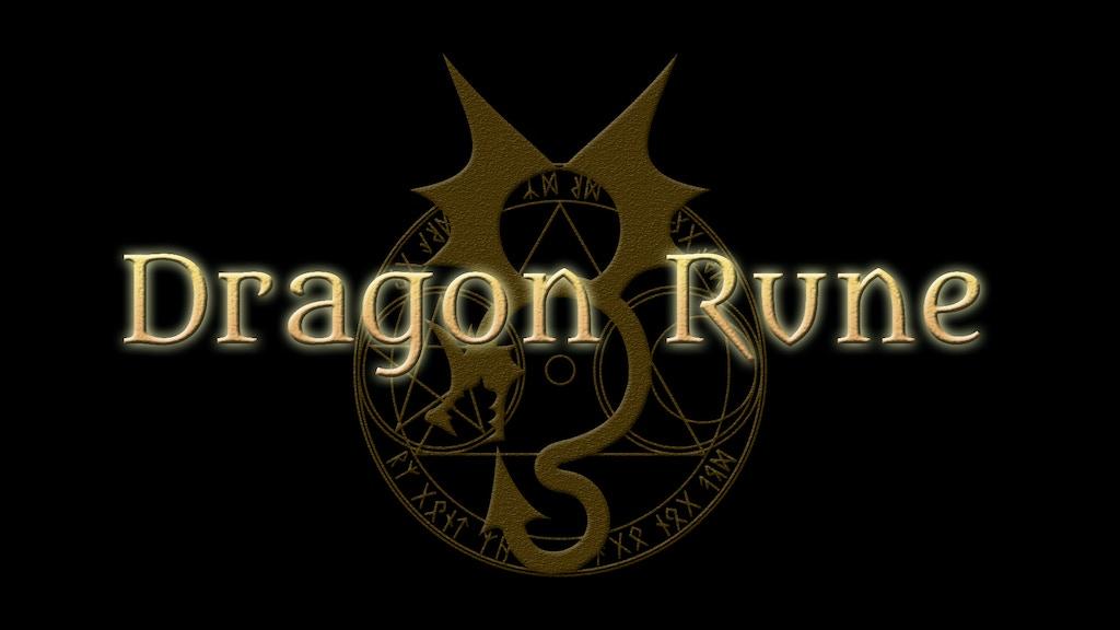 Dragon Rune project video thumbnail