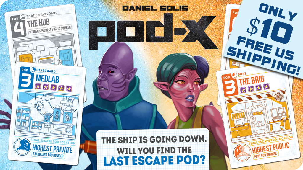 Pod-X by Daniel Solis project video thumbnail