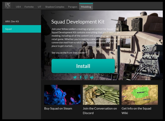 Squad - Communicate  Coordinate  Conquer by Offworld Industries