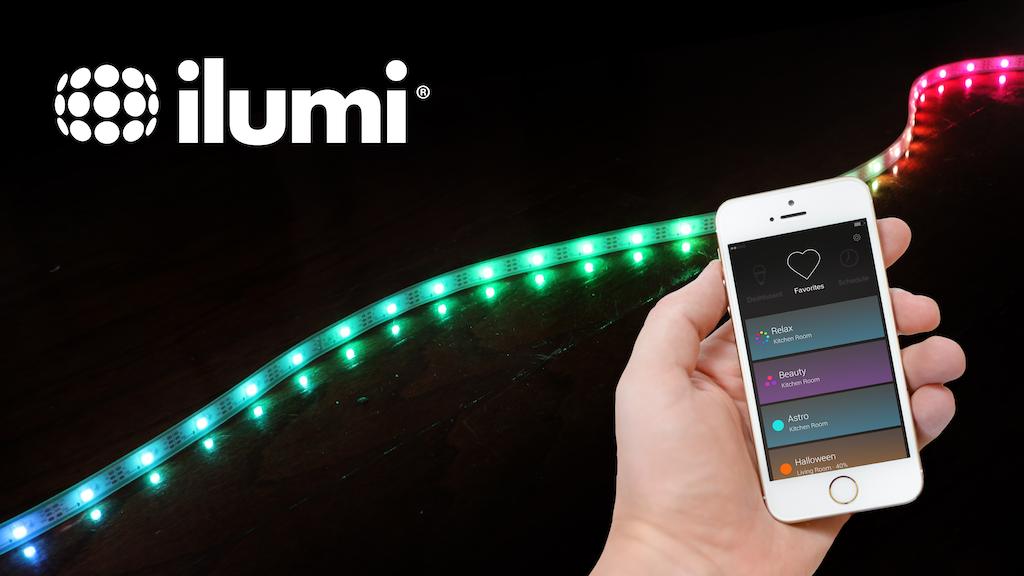New ilumi Smartstrip project video thumbnail