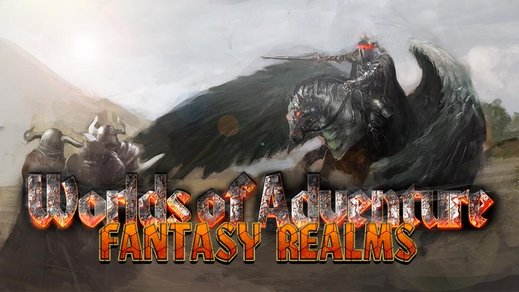 Project image for Worlds of Adventure: Fantasy Realms