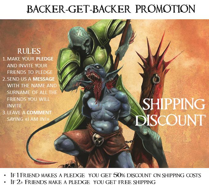 BACKER-GET-BACKER promotion