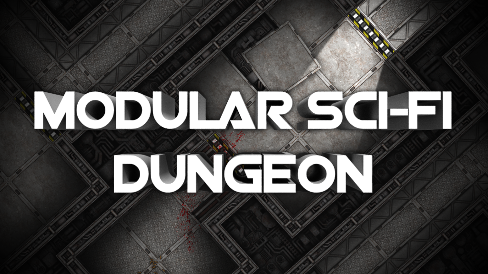 Modular rooms and corridors for creating stunning tabletop Sci-Fi maps. Could be used for space stations, ships, space hulks, and more!