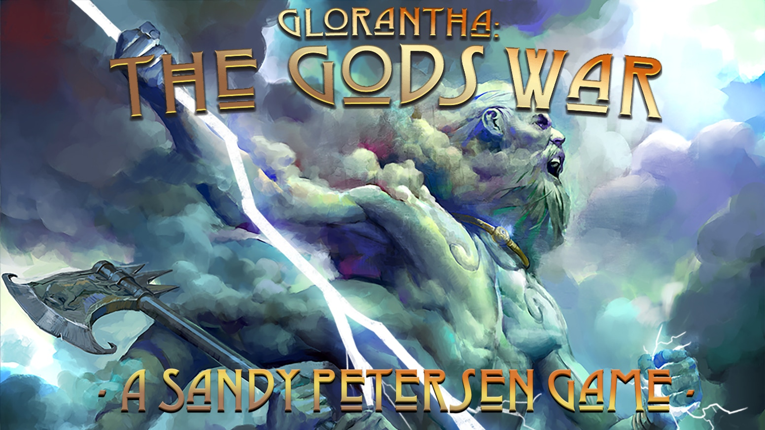 Glorantha: The Gods War board game combines asymmetric strategy with fantastic plastic figures.